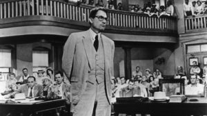 Atticus Finch Settles A Copyright Dispute